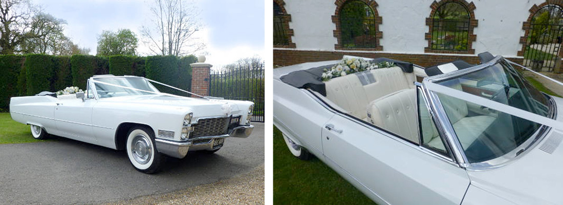Cambridge wedding car hire